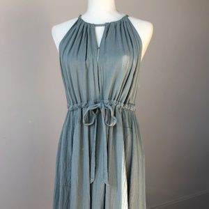 ASTR THE LABEL - Farren Dress, Sage.